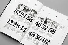 Monogram Design The Leighton Contents