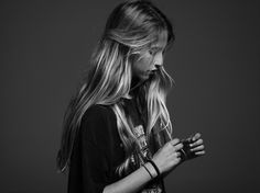 HEDI SLIMANE DIARY #girl #slimane #hedi #photography #bw