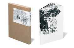 Design | WANKEN - The Art & Design blog of Shelby White #white #edition #print #book #black #and