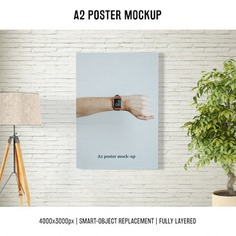 Poster mock up template Free Psd. See more inspiration related to Poster, Mockup, Template, Web, Website, Mock up, Poster template, Templates, Website template, Mockups, Up, Web template, Realistic, Real, Web templates, Mock ups, Mock and Ups on Freepik.