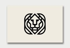 Lion #mark #logo #lion #identity