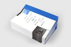 SVK Magazine #blue #svk #magazine
