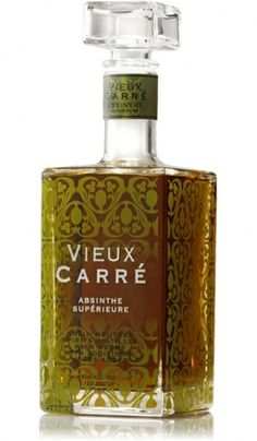 Tasting Notes: Vieux Carré Absinthe | Gear Patrol #alcoho #fairy #packaging #alcohol #liquor #absinthe #green