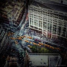 Vibrations urbaines by Laurent Dequick