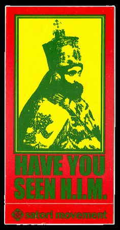satori, animal chin, haile selassie