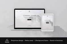 Triada — Coming Soon WP Plugin https://creativemarket.com/ThemeBridge/214399-Triada-%E2%80%94-Coming-Soon-WP-Plugin Triada is a creative, #animation #under #soon #page #form #construction #responsive #chimp #css3 #contact #coming #ajax #ready #mail #retina