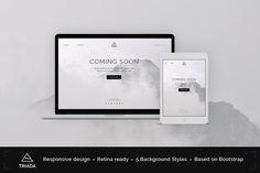 Triada — Coming Soon WP Plugin https://creativemarket.com/ThemeBridge/214399-Triada-%E2%80%94-Coming-Soon-WP-Plugin Triada is a creative,