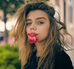 Beautiful Women Portraits by Frankie Marin