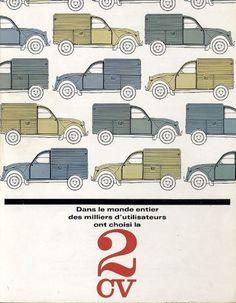 The fantastic Citroen 2cv pages #2cv #citroen