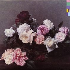 Josef Shaw: New Order and Joy Division album covers, Factory Records #album cover #new order