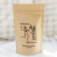 #reanimator #philadelphia #coffee #packaging