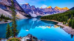 Moraine Lake Banff National Park #inspiration #photography #nature