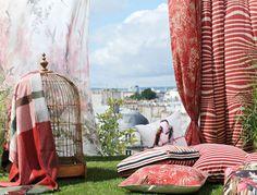 Fabric Design by Jean Paul Gaultier
