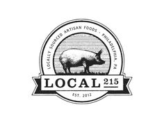 Local 215 #logo