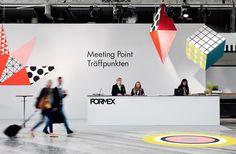 BVD – Formex #fair #reception #pattern #formex