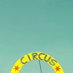 bumbumbum - art, design and advertising blog #photography #circus