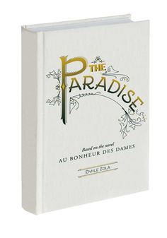 West end girl #movie #nouveau #book #paradise #the #cover #author #poster #art #artist #typography