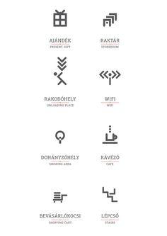 Könyvtárellátó / Library supplier on Branding Served #icon #pictogram