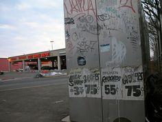Fading Ad Blog #art #street