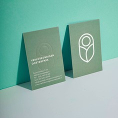 Brand identity for midwifes practice - Mindsparkle Mag Verloskundigen Oosterpark is a small-scale midwifes practice in Amsterdam. This identity, designed by Anouk Moller, shows their character: down-to-earth, friendly & involved, contemporary. #logo #packaging #identity #branding #design #color #photography #graphic #design #gallery #blog #project #mindsparkle #mag #beautiful #portfolio #designer