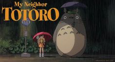 My Neighbor Totoro #totoro