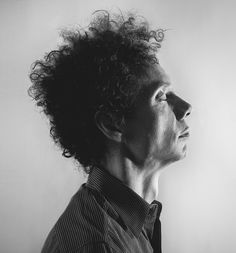 Malcolm Gladwell for RELEVANT Magazine #photo #photography #gladwell