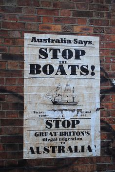 http://www.flickr.com/photos/wallb/ #london #australia #poster