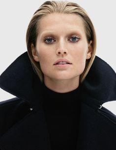 Toni Garrn by Daniel Jackson for Harper's Bazaar Korea #model #girl #photography #portrait #fashion #beauty