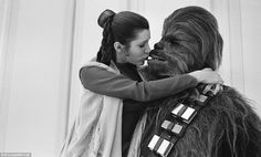 Behind the Scenes of The Empire Strikes Back - My Modern Metropolis #leia #chewy #wars #star