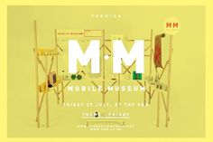 Home : Mobile Museum #design