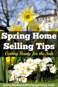 Tips for Selling Your Home in the Spring