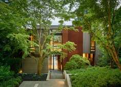 Exterior Photo 1 of 12 in Lakeside Residence by Graham Baba Architects