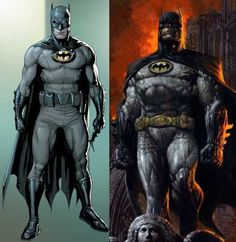 Batman Costume Design #costume