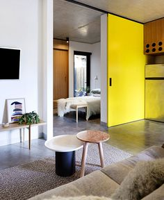 Coppin Street Apartments by MUSK Architecture Studio - InteriorZine