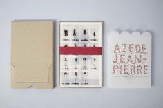 JosephVeazey_AJPLookbook_03 #graphic design #fashion #lookbook #josephveazey