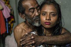 Heartbreaking Photos of Kandapara Brothel in Bangladesh by Sandra Hoyn