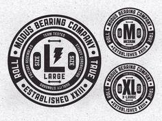 Dribbble - Branding II by Kendrick Kidd #logo