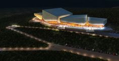 henning larsen architects: calabar international conference center #larsen #hanning #architecture