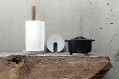 STACK - Kitchen Roll Holder - Designed by Benjamin Hansen