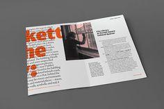 #graphic #design #typographic #programme #urbend #beckett