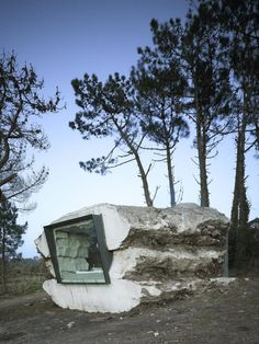 Rockhouse 10 #rock #design #architecture #house