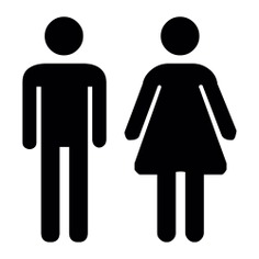 See more icon inspiration related to man, woman, toilet, men, women and commerce on Flaticon.
