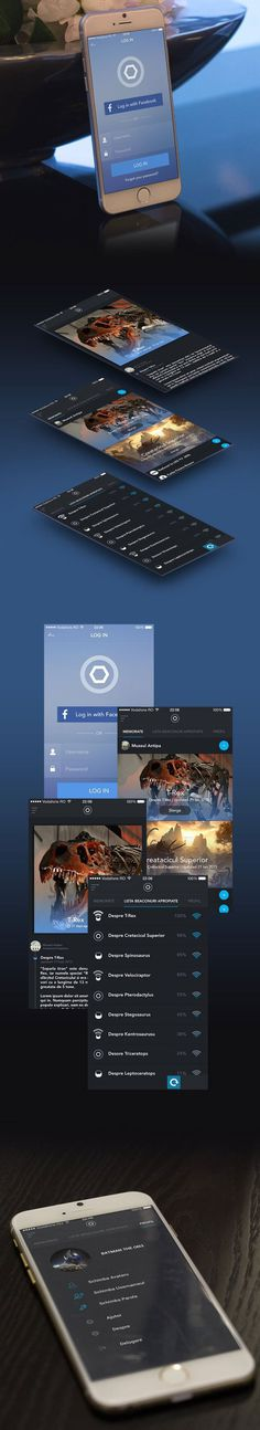 Beacons – App design by CleverSoft