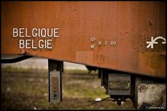 Your favorite photos and videos | Flickr #rust #transport #typography