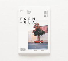 Formula magazine cover