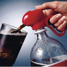 Fancy Fizz Keeper Soda Dispenser