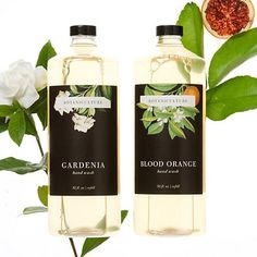 Botaniculture #packaging #label #botanical #cosmetics