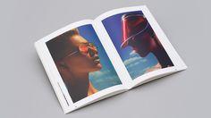 Bespoke magazine layout