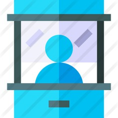 See more icon inspiration related to ticket window, entertainment, buildings, tickets, business, person and people on Flaticon.