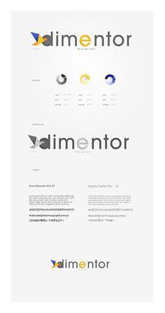 | D i m e n t o r | concept logo #logo #education #concept